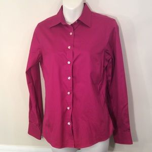 Women's  Blouse Lands End Size 4
